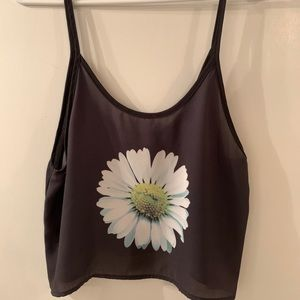 Sunflower tank! From pacsun!